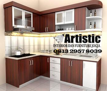 Buat Kitchen Set Murah Yogya