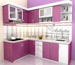 Kitchen Set Jogja  ARTISTIC  | Kitchen Set Minimalis Jogja  | Jasa Buat Kitchen Set Sleman  |  Kitchen Set Murah Bantul